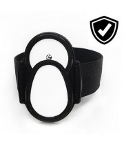 Armband with flexible frame for BUBBLE smart reader