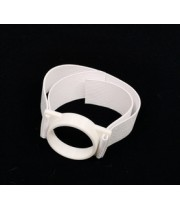 Armband with flexible frame for Blucon Nightrider white