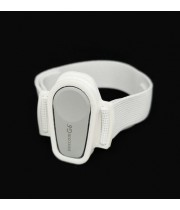 Armband with frame for DEXCOM G6