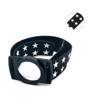 Armband with flexible frame to protect sensor Freestyle Libre