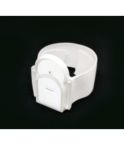 Armband with frame for MIAOMIAO1, white