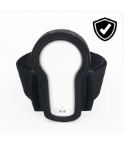 Armband with frame for MIAOMIAO2, black