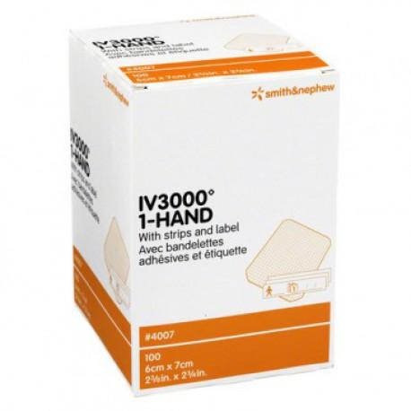 Opsite IV 3000 1-Hand Transparent Dressing