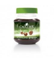 Chocolate-hazelnut cream sweetened with stevia